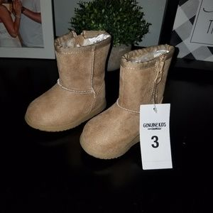 NWT Baby Girl boots